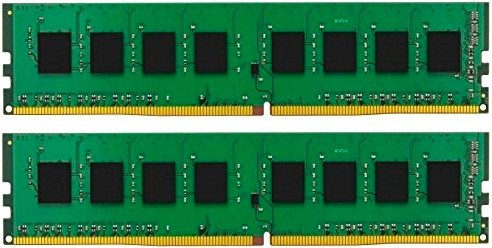 Комплект памяти Kingston ValueRAM KVR21N15D8K2/16 DDR4 PC4-17000 2x8Gb