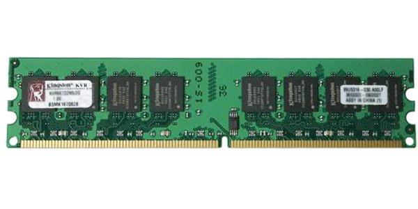 Модуль памяти Kingston ValueRAM KVR667D2N5/2G DDR2 PC2-5300 2Gb фото