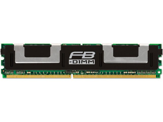 Модуль памяти Kingston ValueRAM KVR667D2Q8F5/4G DDR2 PC2-5300 4Gb