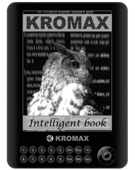 Электронная книга Kromax Intelligent Book KR-620
