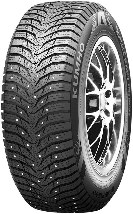 Зимняя шина Kumho WinterCraft ice Wi31 195/55R15 89T