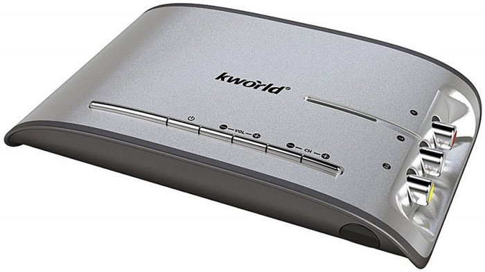 ТВ-тюнер KWorld External Stand Alone TVBox (TVEXT-SA233)