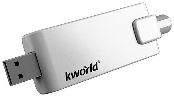 ТВ-тюнер KWorld USB Analog TV Stick Pro II (UB490-A)