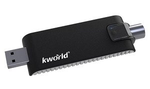 ТВ-тюнер KWorld USB Hybrid TV Stick Pro (UB423-D)