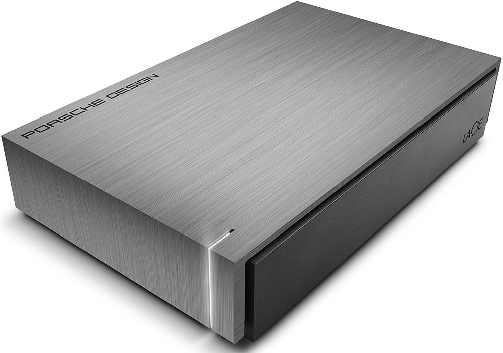 Внешний жесткий диск LaCie Porsche Design Desktop (LAC9000384EK) 4000Gb