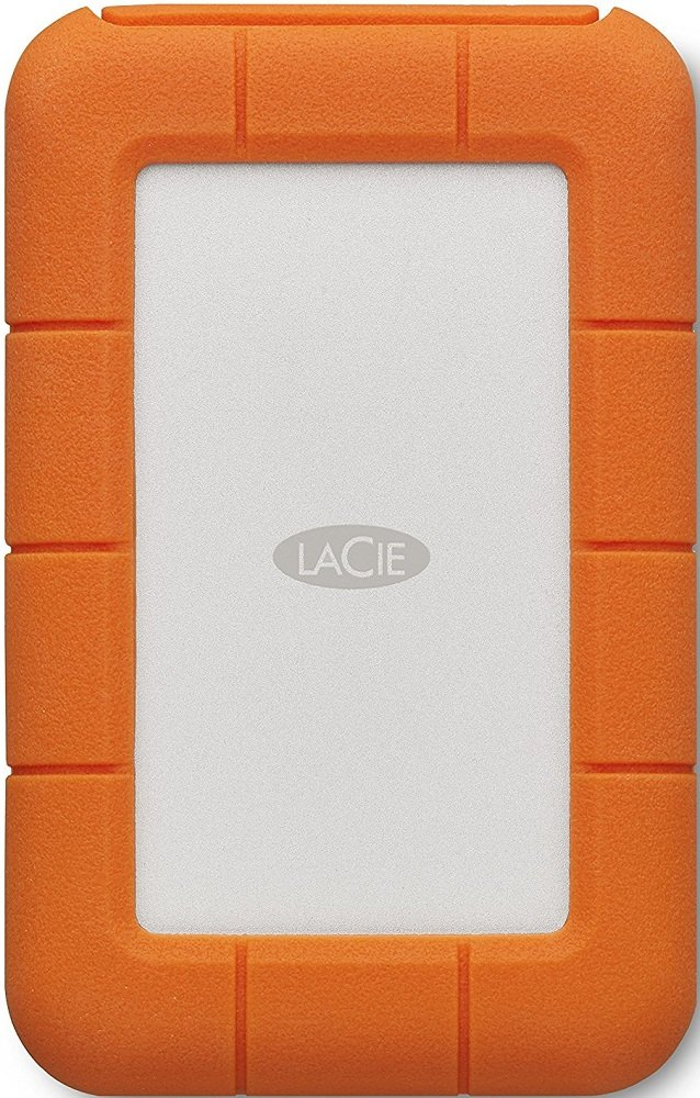 Внешний жесткий диск LaCie Rugged Thunderbolt USB-C (STFS2000800) 2000Gb
