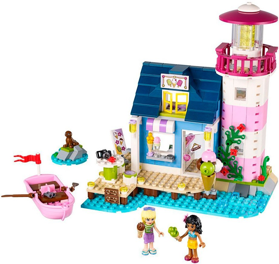 Конструктор Lego Friends 41094 Маяк