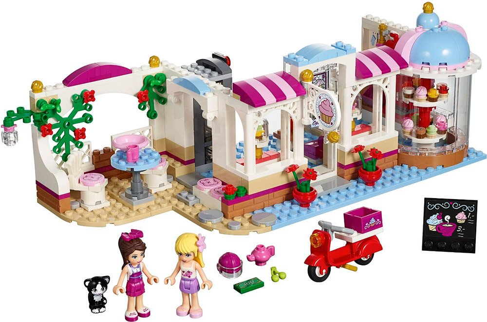 Конструктор Lego Friends 41119 Кондитерская