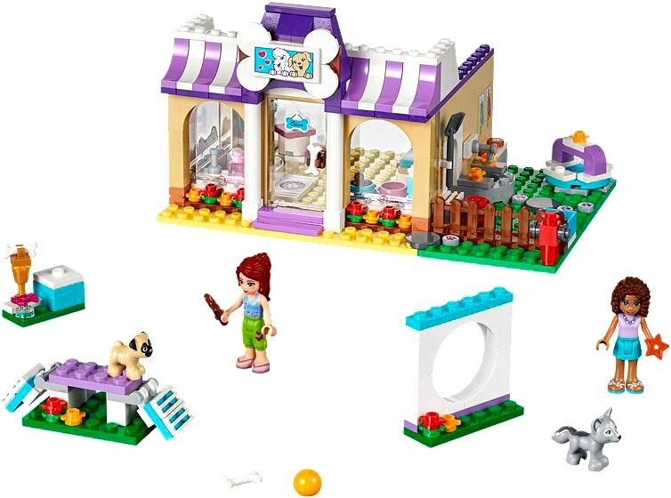 Конструктор Lego Friends 41124 Детский сад для щенков фото