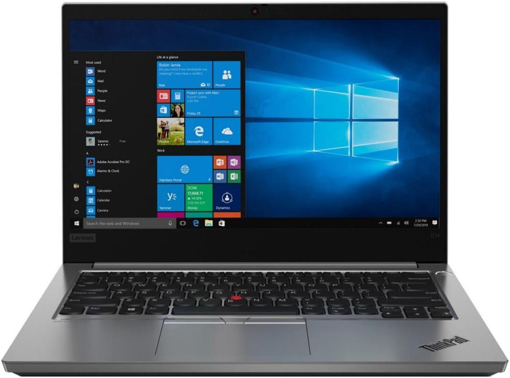 Ноутбук Lenovo ThinkPad E14 (20RA0063RT) фото