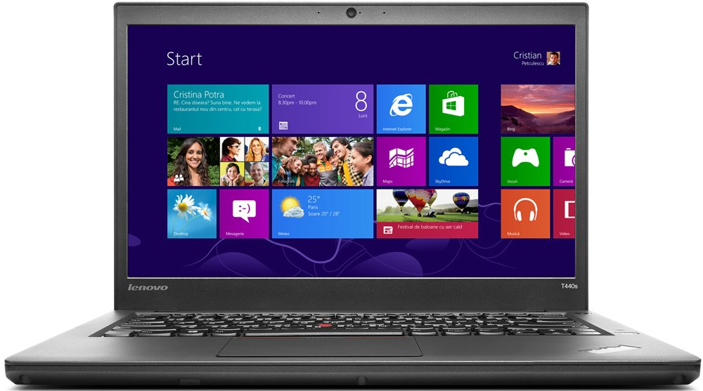 Ноутбук Lenovo ThinkPad T440s (20AQ004SRT)
