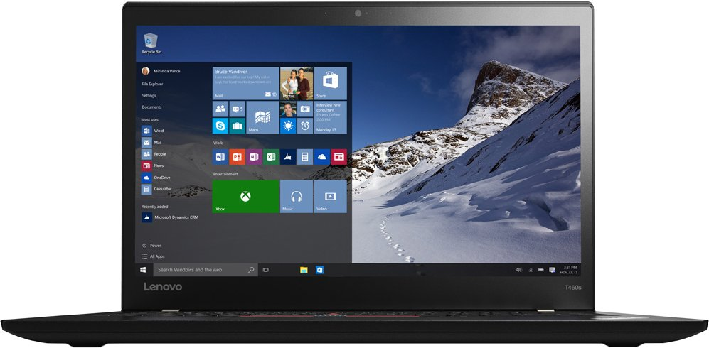 Ультрабук Lenovo ThinkPad T460s (20F90042RT)