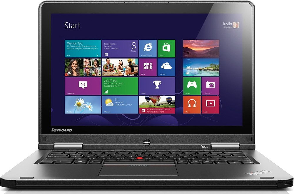 �������-����������� Lenovo ThinkPad Yoga (20CDA00YRT)
