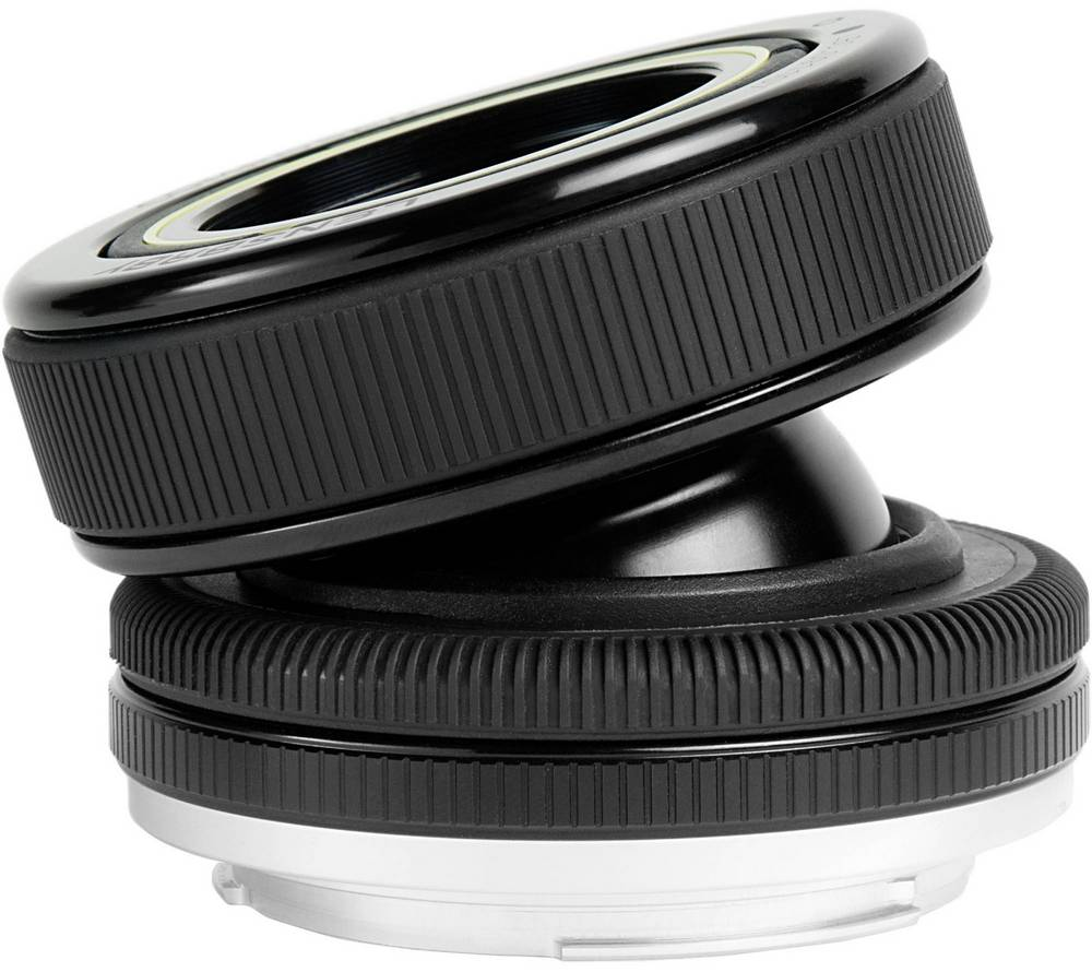 Объектив Lensbaby Composer PRO Double Glass Pentax K