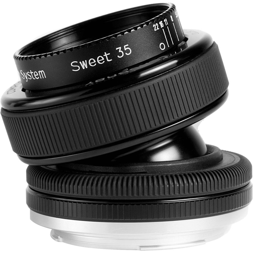 Объектив Lensbaby Composer Pro with Sweet 35 Canon EF