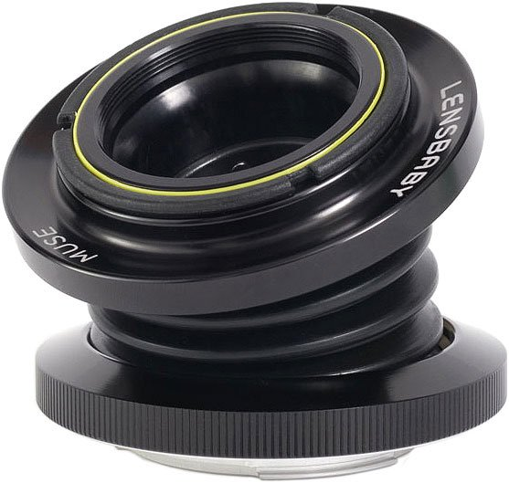 Объектив Lensbaby Muse with Double Glass Micro Four Thirds