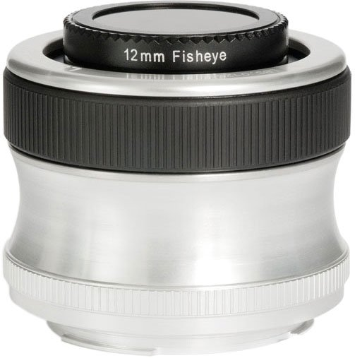 Объектив Lensbaby Scout with Fisheye Pentax K