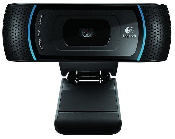 ���-������ Logitech B910 HD Webcam
