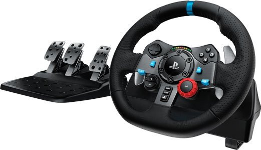 Руль Logitech G29 Driving Force фото