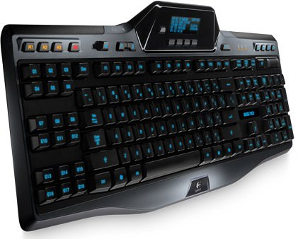 Клавиатура Logitech Gaming Keyboard G510 фото