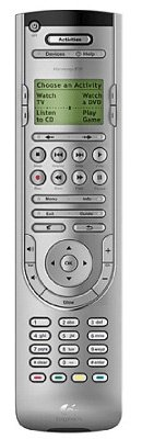 Универсальный пульт ДУ Logitech Harmony 515 Advanced Universal Remote