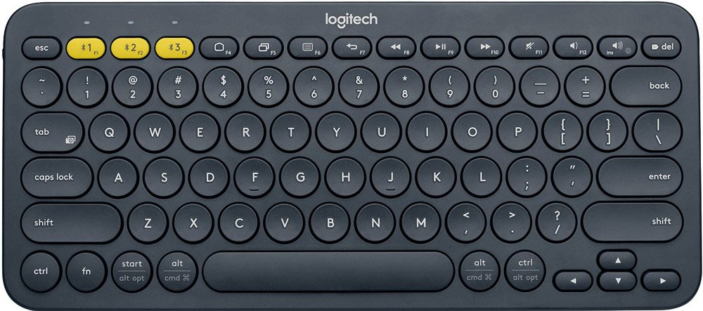 Клавиатура Logitech K380 Multi-Device Bluetooth Keyboard