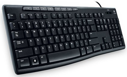 Клавиатура Logitech Keyboard K200 for Business фото