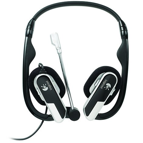 Гарнитура Logitech Laptop Headset H555