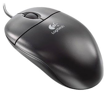Компьютерная мышь Logitech Optical Mouse M-SBF96