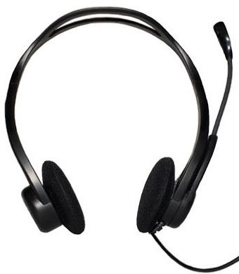Гарнитура Logitech PC Headset 960 USB