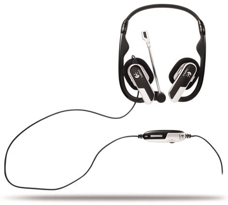Гарнитура Logitech Premium Notebook Headset