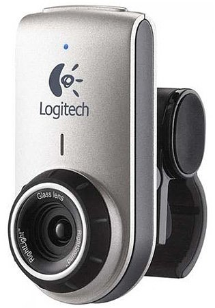 Веб-камера Logitech QuickCam Deluxe for Notebooks for Business (C-UUBD58)