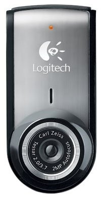 Веб-камера Logitech QuickCam Pro for Notebooks