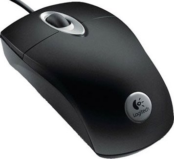 Компьютерная мышь Logitech RX300 Optical Mouse фото