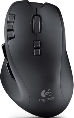 Компьютерная мышь Logitech Wireless Gaming Mouse G700