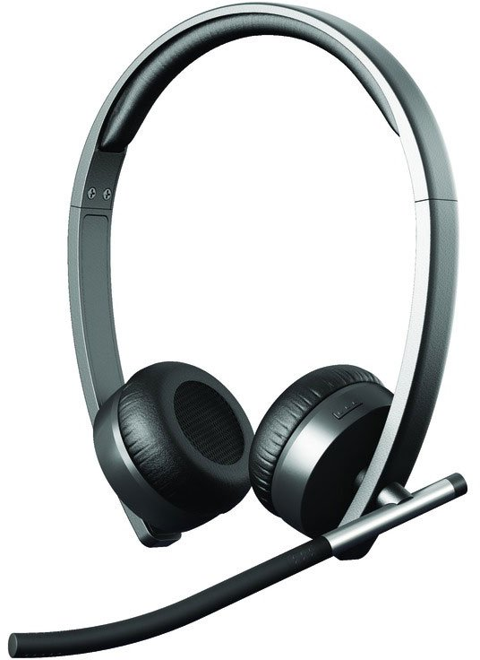 Гарнитура Logitech Wireless Headset Dual H820e фото