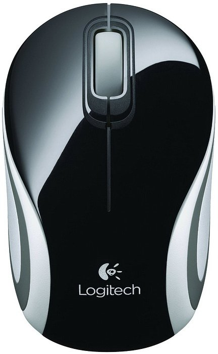 Компьютерная мышь Logitech Wireless Mini Mouse M187 фото