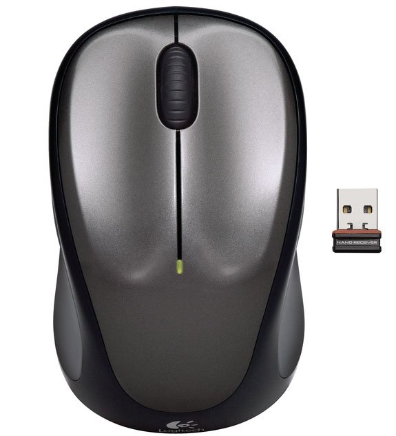 Компьютерная мышь Logitech Wireless Mouse M235