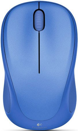 Компьютерная мышь Logitech Wireless Mouse M317 Blue Bliss фото