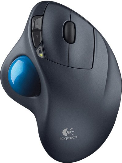 Трекбол Logitech Wireless Trackball M570