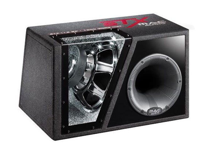 Сабвуфер Mac Audio STX 112 BP