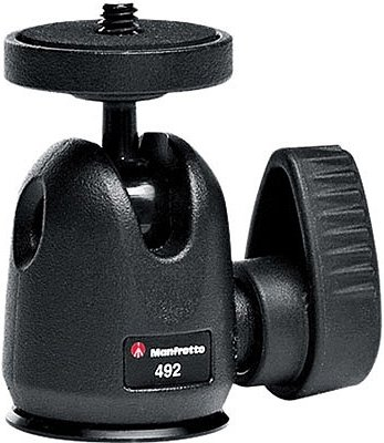Голова для штатива Manfrotto 492 фото