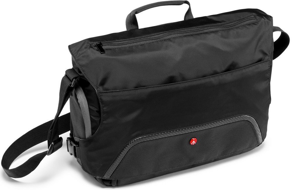 Сумка для фотоаппарата Manfrotto Advanced Befree Messenger Black (MB MA-M-AS)