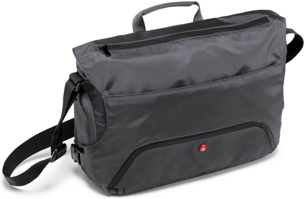Сумка для фотоаппарата Manfrotto Advanced Befree Messenger Grey (MB MA-M-GY)