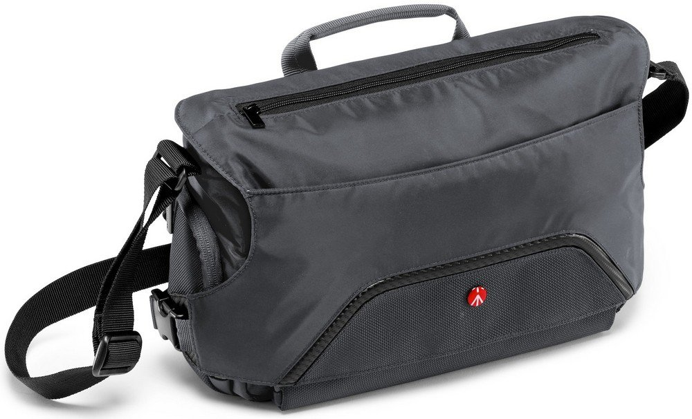 Сумка для фотоаппарата Manfrotto Advanced Pixi Messenger Grey (MB MA-MS-GY)