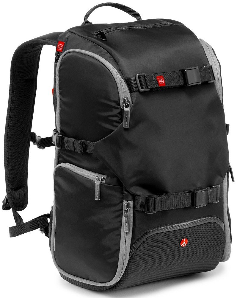 Рюкзак для фотоаппарата Manfrotto Advanced Travel Backpack Black (MB MA-BP-TRV)