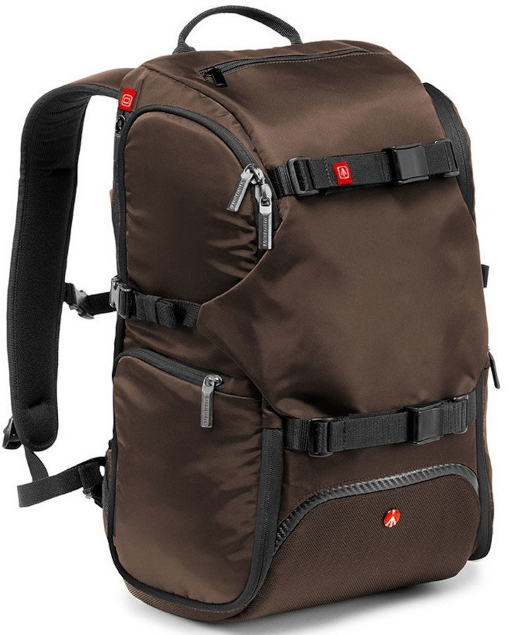 Рюкзак для фотоаппарата Manfrotto Advanced Travel Backpack Brown (MB MA-TRV-BW)