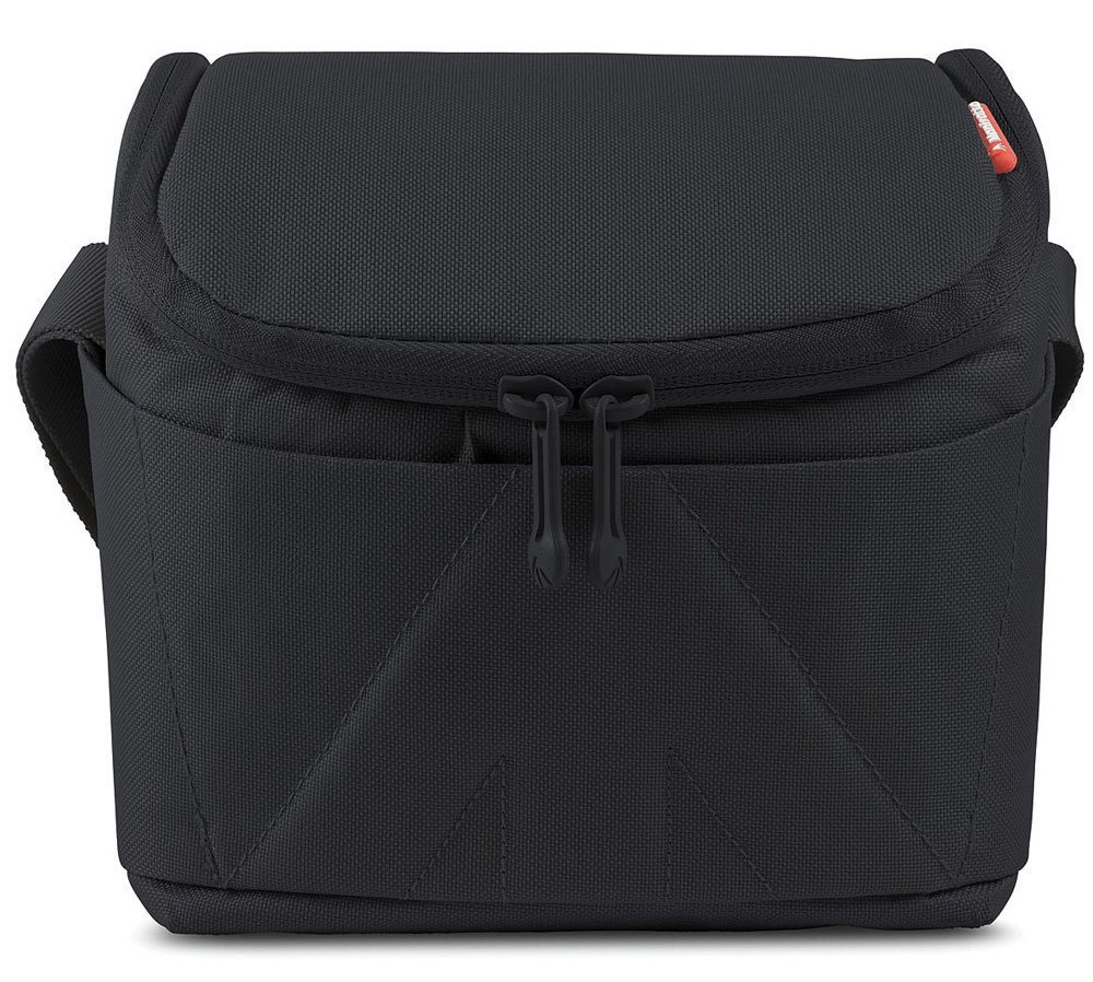 Сумка для фотоаппарата Manfrotto Amica 50 Shoulder Black Stile P (MB SV-SB-50BB)