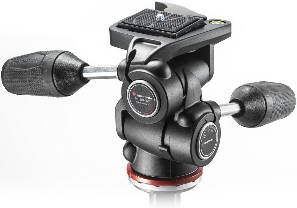 Голова для штатива Manfrotto MH804-3W фото