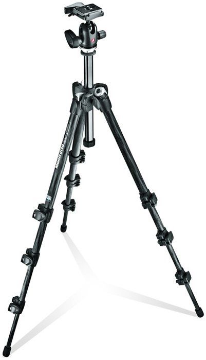 Штатив Manfrotto MK293C4-A0RC2
